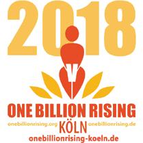 ONE BILLION RISING Köln 2018, Mittwoch, 14. Februar: Tanzen gegen Gewalt an Frauen und Mädchen!